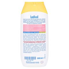 LADIVAL empfindliche Haut Lotion LSF 50+ 200 Milliliter - Rückseite