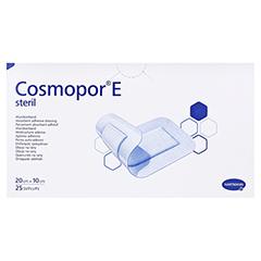 COSMOPOR E steril 10x20 cm 25 Stück - Vorderseite