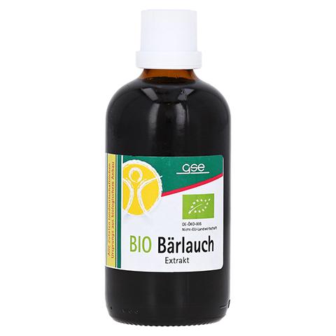 BÄRLAUCH EXTRAKT Bio 23% V/V 100 Milliliter