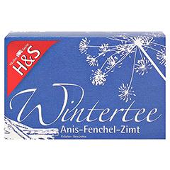 H&S Wintertee Anis-Fenchel-Zimt Filterbeutel 20x2.0 Gramm - Vorderseite