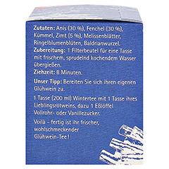 H&S Wintertee Anis-Fenchel-Zimt Filterbeutel 20x2.0 Gramm - Linke Seite