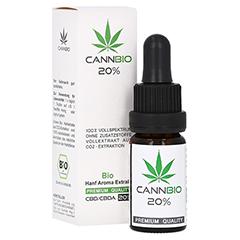 CBD 20% CANNBIO Tropfen 10 Milliliter