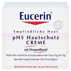 EUCERIN pH5 Intensiv Creme 75 Milliliter - Vorderseite