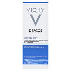 Vichy Dercos Mineralshampoo 200 Milliliter - Vorderseite