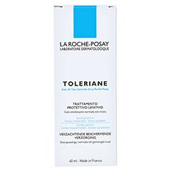 ROCHE POSAY Toleriane Creme + gratis La Roche Posay Toleriane-Reinigungsfluid 50 ml 40 Milliliter - Vorderseite