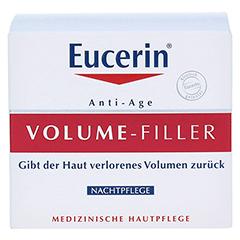 EUCERIN Anti-Age VOLUME-FILLER Nachtpflege Creme 50 Milliliter - Vorderseite