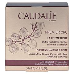 CAUDALIE Premier Cru riche Creme 222 50 Milliliter - Vorderseite