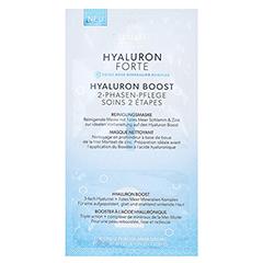 DERMASEL Performance Hyaluron Boost 2-Phasen-Maske 1 Stück
