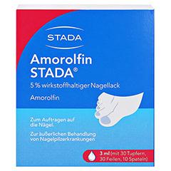 Amorolfin STADA 5% 3 Milliliter N1 - Vorderseite