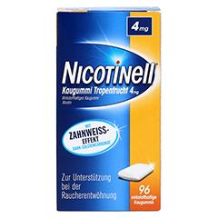 Nicotinell 4mg Tropenfrucht 96 Stück - Vorderseite