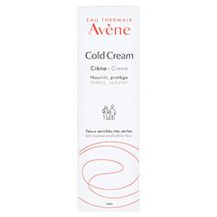 AVENE Cold Cream Creme 40 Milliliter - Vorderseite