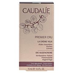 CAUDALIE Premier Cru Augencreme 221 + gratis Caudalie Winter Essentials Kit 15 Milliliter - Vorderseite