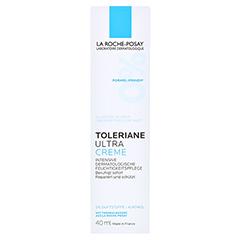 ROCHE-POSAY Toleriane Ultra Creme + gratis La Roche Posay Toleriane-Reinigungsfluid 50 ml 40 Milliliter - Vorderseite
