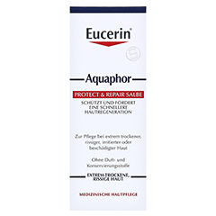 EUCERIN Aquaphor Repair-Salbe 45 Milliliter - Vorderseite