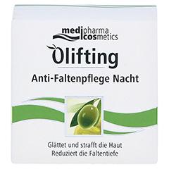 Olivenöl Olifting Anti-Faltenpflege Nachtcreme 50 Milliliter - Vorderseite