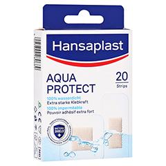 HANSAPLAST Aqua Protect Pflasterstrips 20 Stück