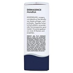 DERMASENCE MelaBlok Emulsion 15 Milliliter - Linke Seite