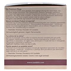 CAUDALIE Premier Cru riche Creme 222 50 Milliliter - Linke Seite