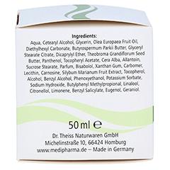 Olivenöl Olifting Anti-Faltenpflege Nachtcreme 50 Milliliter - Linke Seite