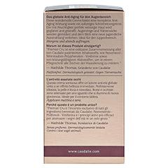 CAUDALIE Premier Cru Augencreme 221 + gratis Caudalie Winter Essentials Kit 15 Milliliter - Linke Seite