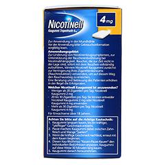 Nicotinell 4mg Tropenfrucht 96 Stück - Linke Seite