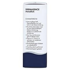 DERMASENCE MelaBlok Emulsion 15 Milliliter - Rechte Seite