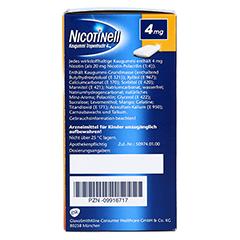 Nicotinell 4mg Tropenfrucht 96 Stück - Rechte Seite