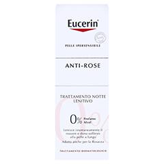 EUCERIN SEH Anti-Rötungen beruhigende Pflege + gratis Eucerin Allergie Probierset 50 Milliliter - Rückseite