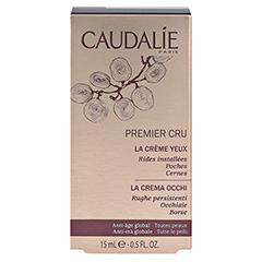 CAUDALIE Premier Cru Augencreme 221 + gratis Caudalie Winter Essentials Kit 15 Milliliter - Rückseite