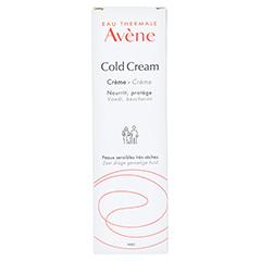 AVENE Cold Cream Creme 40 Milliliter - Rückseite