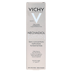 VICHY NEOVADIOL Serum 30 Milliliter - Rückseite