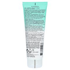 Vichy Normaderm 3in1 Peeling + Reinigungs-Creme + Maske 125 Milliliter - Rückseite