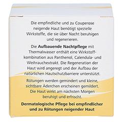 medipharma Haut in Balance Coupeliac Aufbauende Nachtpflege 50 Milliliter - Rückseite