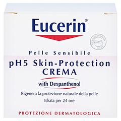 EUCERIN pH5 Intensiv Creme 75 Milliliter - Rückseite