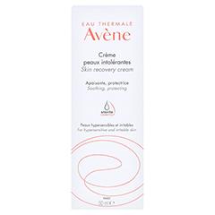 AVENE Creme f.überempf.Haut DEFI + gratis AVENE Thermalwasser Spray 50 ml 50 Milliliter - Rückseite