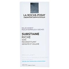 ROCHE POSAY Substiane für trockene Haut 40 Milliliter - Rückseite