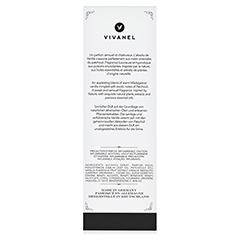 VIVANEL Eau de Toilette Vanille & Patchouli 100 Milliliter - Rückseite