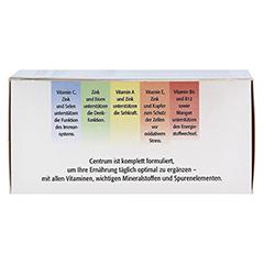 CENTRUM A-Zink+FloraGlo Lutein Caplette 100 Stück - Oberseite