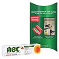 ABC Wärme-Creme Capsicum 0,75mg/g Hansaplast med + gratis Fitnessband + Buch 50 Gramm