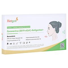 HOTGEN COVID-19 Laien Nasal Rapid Test 1 Stück