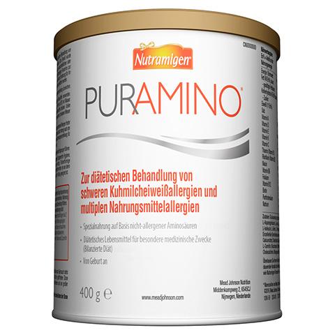 NUTRAMIGEN PURAMINO Pulver 6x400 Gramm