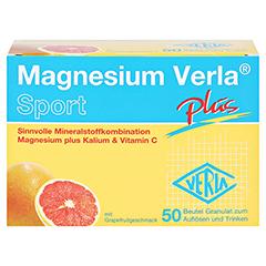 MAGNESIUM VERLA plus Granulat 50 Stück - Vorderseite