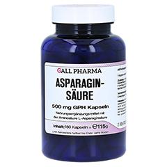 ASPARAGINSÄURE 500 mg GPH Kapseln 180 Stück