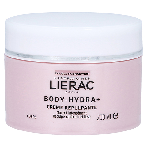 LIERAC BODY-HYDRA+ Nährende Körpercreme 200 Milliliter