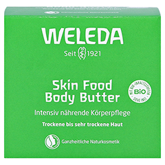Weleda Skin Food Body Butter 150 Milliliter - Vorderseite