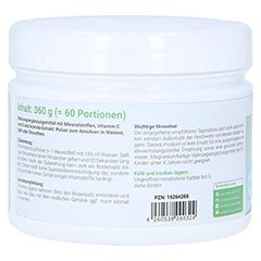 FOR YOU natural basenpulver 360 Gramm - Rechte Seite