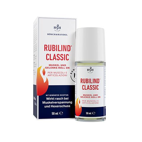 RUBILIND Classic Muskel und Gelenks Roll-on 50 Milliliter
