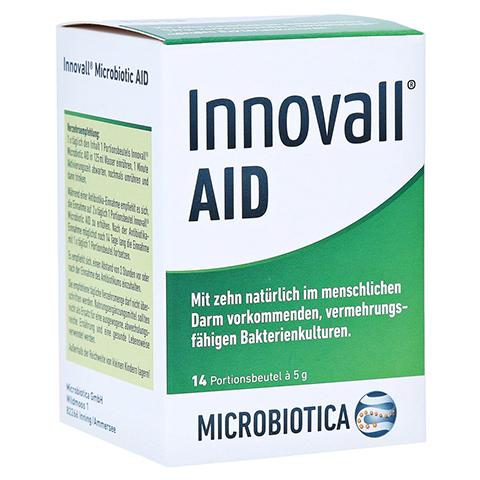 INNOVALL Microbiotic AID Pulver 14x5 Gramm