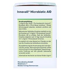 INNOVALL Microbiotic AID Pulver 14x5 Gramm - Linke Seite