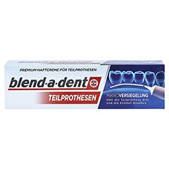 BLEND A DENT Premium-Haftcreme f.Teilprothesen 40 Gramm - Vorderseite